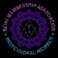Reiki Membership Association Professional Member, REIKI INTEGRATION, West Haven, Connecticut