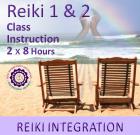 Reiki 1 and 2