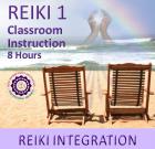 Reiki 1 Class Instruction