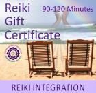 Reiki Gift Certificate 3